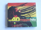 Top 40 Reggae Hits - The Ultimate Top 40 Collection (2 CD) Nieuw
