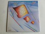 A Company of Friends - Design (LP)