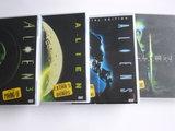 Alien Legacy 1 t/m 4 (4 DVD)