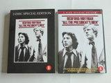 All the President's  Men - Redford, Hoffman (2 DVD)