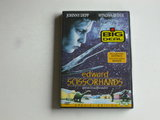 Edward Scissorhands - Johnny Depp (DVD) Nieuw_
