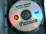 Gipsy Kings - Passion / Live in Concert (DVD)_