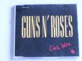 Guns 'n  Roses - Civil War (CD Single)