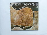 Georges Brassens – 3 - Chanson Pour L'Auvergnat (LP)