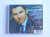 Matt Dusk - Back in town (2 CD)