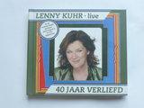 Lenny Kuhr - 40 jaar verliefd / Live (2 CD)