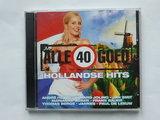 Alle 40 Goed - Hollandse Hits (2 CD)