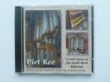 Piet Klee - at both organs of the Grote Kerk Alkmaar