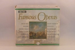 Highlights from Famous Operas (10 CD Box)