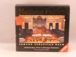 Matthäus Passion - J.S. Bach / Pieter Jan Leusink (3 CD)