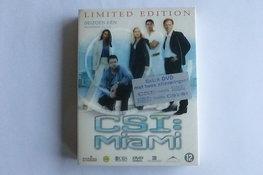CSI: Miami Seizoen Een alfl. 1.1-1.12 (4 DVD)