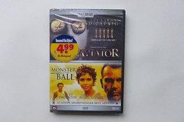 The Aviator / Monster's Ball (2 DVD) Nieuw