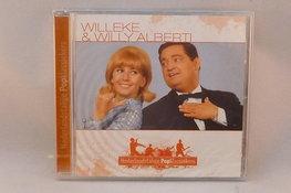 Willeke & Willy Alberti - Nederlandse popklassiekers  (nieuw)