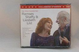 Ramses Shaffy & Liesbeth List - Het Allermooiste van (3 CD) Nieuw