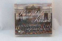 Koninklijk Klassiek - Het Koninklijk Concertgeb. Orkest  (5 CD) nieuw