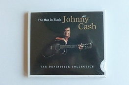 Johnny Cash - The man in black / The definitive collection (nieuw)
