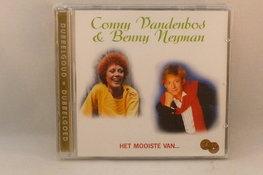 Conny Vandenbos & Benny Neyman - Het mooiste van (2 CD) Nieuw