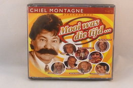 Chiel Montagne presenteert Mooi was die tijd.. (4 CD)