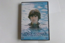 George Harrison - Living in the material world (dvd) Nieuw