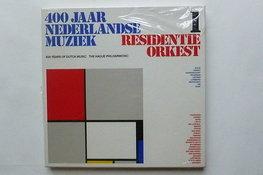400 Jaar Nederlandse Muziek - Residentie Orkest (6 LP) Nieuw