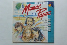 The Mamas & the Papas - The very best of (2 LP)