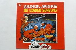 Suske en Wiske - De ijzeren Schelvis (LP)
