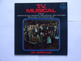 T.V. Musical De Jordaan (LP)