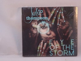 Julie Thompson - Eye of the Storm (nieuw)