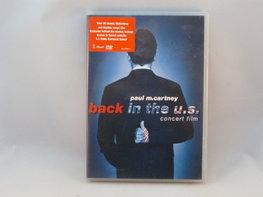 Paul McCartney - Back in the U.S (DVD)