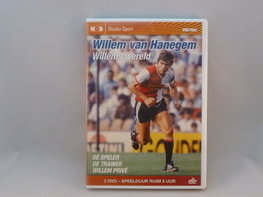 Willem van Hanegem - Willems wereld (2 DVD)