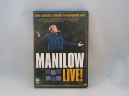Manilow - Live! (DVD)