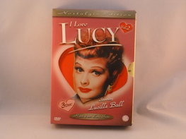 Lucille Ball - I Love Lucy vol.2 (3 DVD)
