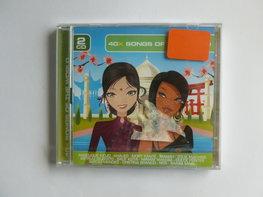 40x Songs of the World (2 CD) Nieuw
