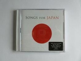 Songs for Japan (2 CD) Nieuw