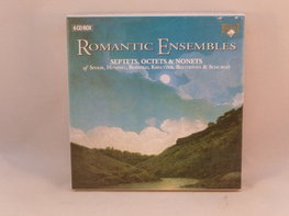 Romantic Ensembles - Septets, Octets & Nonets (6 CD)