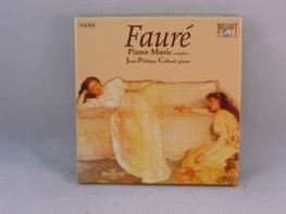Fauré - Piano Music / Jean Philippe Collard (4 CD)