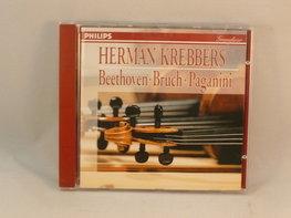 Herman Krebbers - Beethoven, Bruch, Paganini