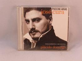 José Cura - Puccini Arias / P. Domingo