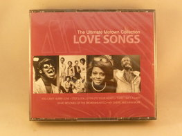 The Ultimate Motown Collection - Love Songs (3 CD) Nieuw