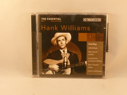 Hank Williams - The Essential Collection (2 CD)nieuw