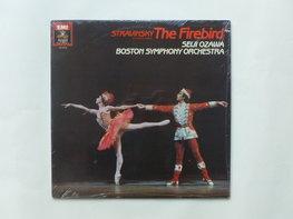 Stravinsky - The Firebird / Ozawa (LP)