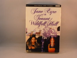 Jane Eyre & The Tenant of Wildfell Hall  (4 DVD)