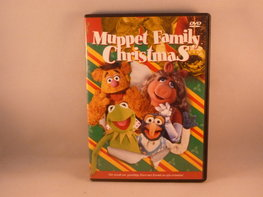 The Muppets - Muppet Family Christmas (DVD)