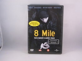 8 Mile - Every moment is another chance (DVD)