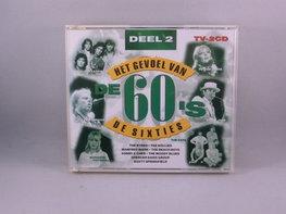 Het gevoel van de 60's / De Sixties - Deel 2 (2 CD)