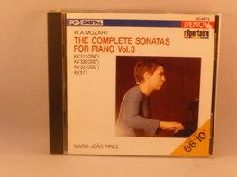 Mozart - The Complete Sonatas / Maria Joao Pires