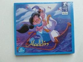 Aladdin - Disney (CD met Boekje) nieuw
