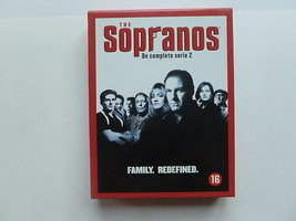 The Sopranos - De complete serie 2 (4 DVD)