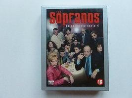 The Sopranos - De complete serie 4 (4 DVD)