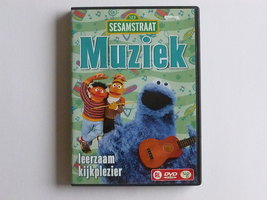 Sesamstraat - Muziek (DVD)